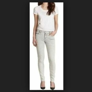 J Brand Super Skinny Silver Sky Jeans